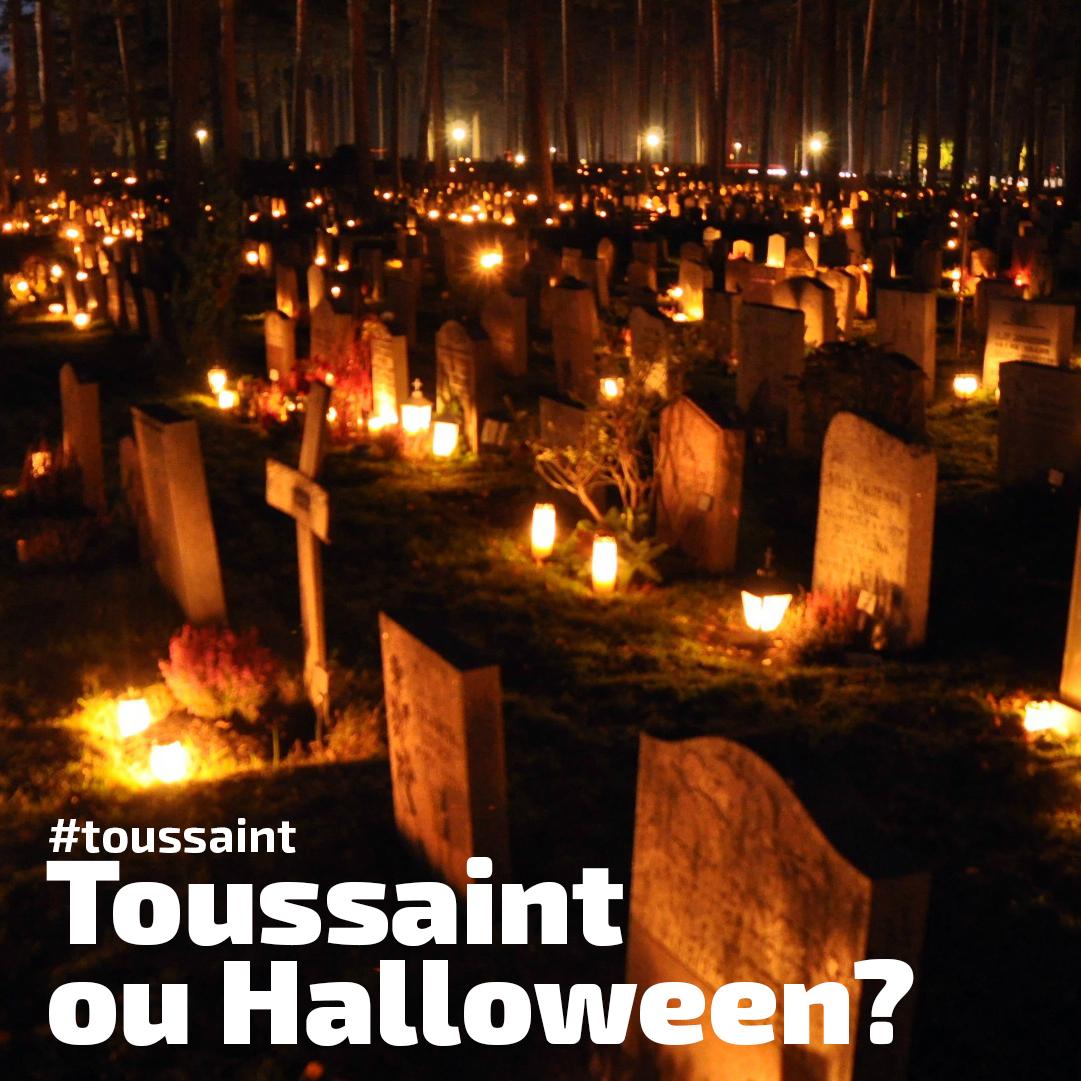 La Toussaint, un appel à être saint